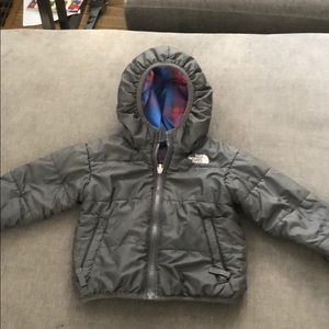 Toddlers The north Face reversible Jacket boys 2t
